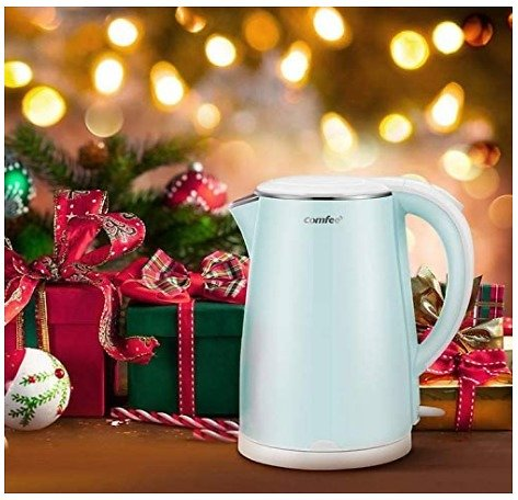COMFEE 1.7 Liter Electric Kettle
