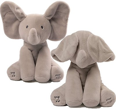 Flappy The Elephant Plush Toy - A Baby Animated (1pc)