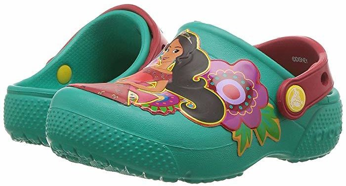 Crocs Fun Lab Elena of Avalor Clogs (Toddler/Little Kid)