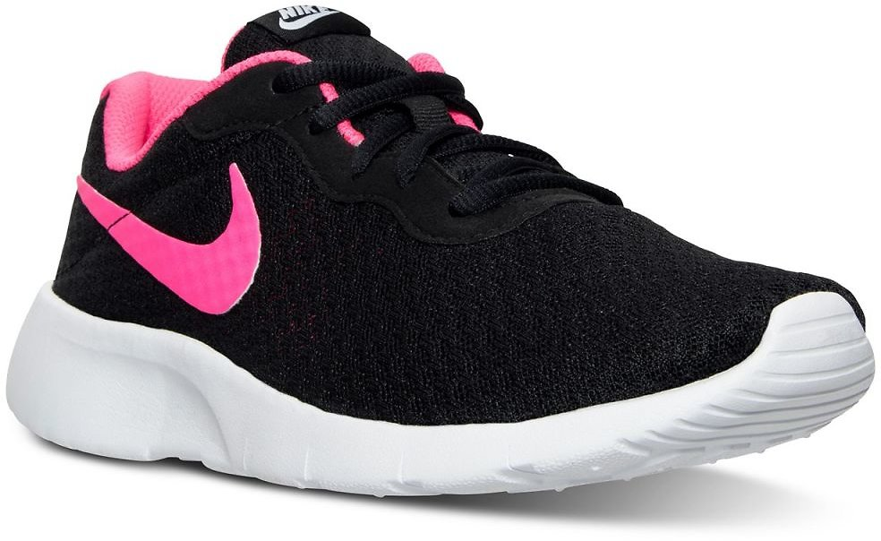Nike Big Girls' Tanjun Casual Sneakers