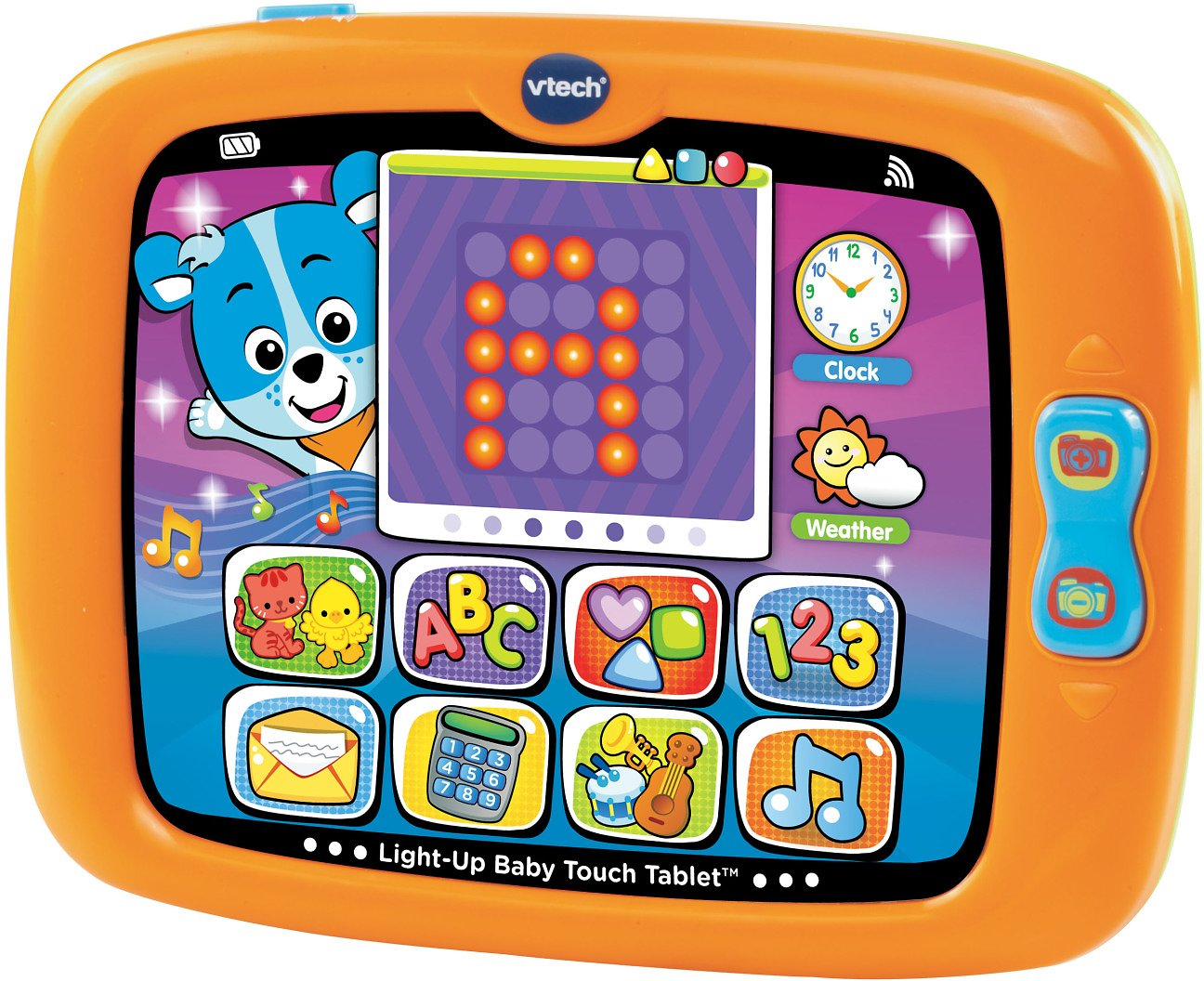 VTech Light-Up Baby Touch Tablet