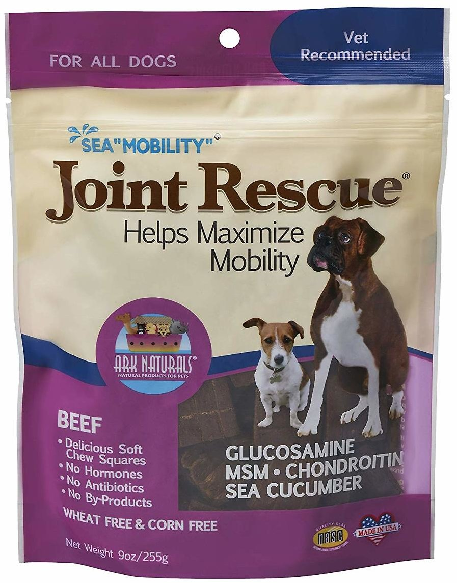 Ark Naturals Sea Mobility Joint Rescue Chews