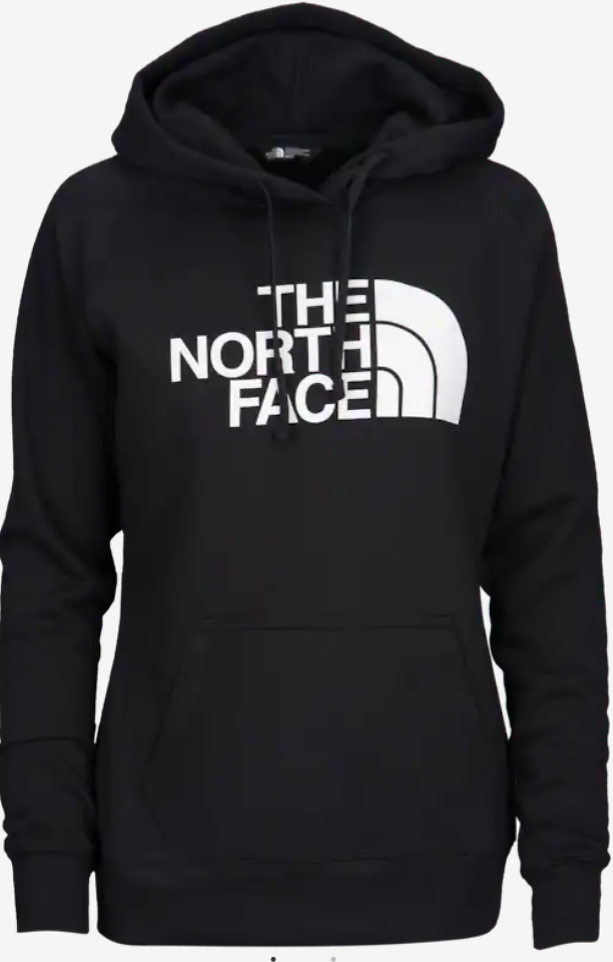 Women's The North Face Jumbo Half Dome Pullover Hoodie (2 Colors)