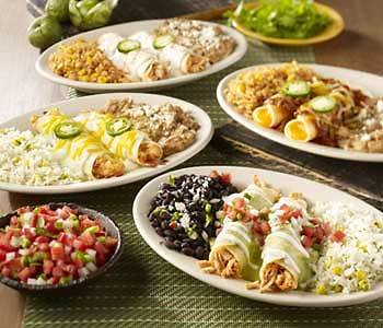 New! Bold Endless Enchilada Flavors Starting At $10.99 / Rnds Today-10/20