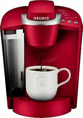 Keurig - K-Classic K50 Single Serve K-Cup Pod Coffee Maker - Rhubarb 611247358337