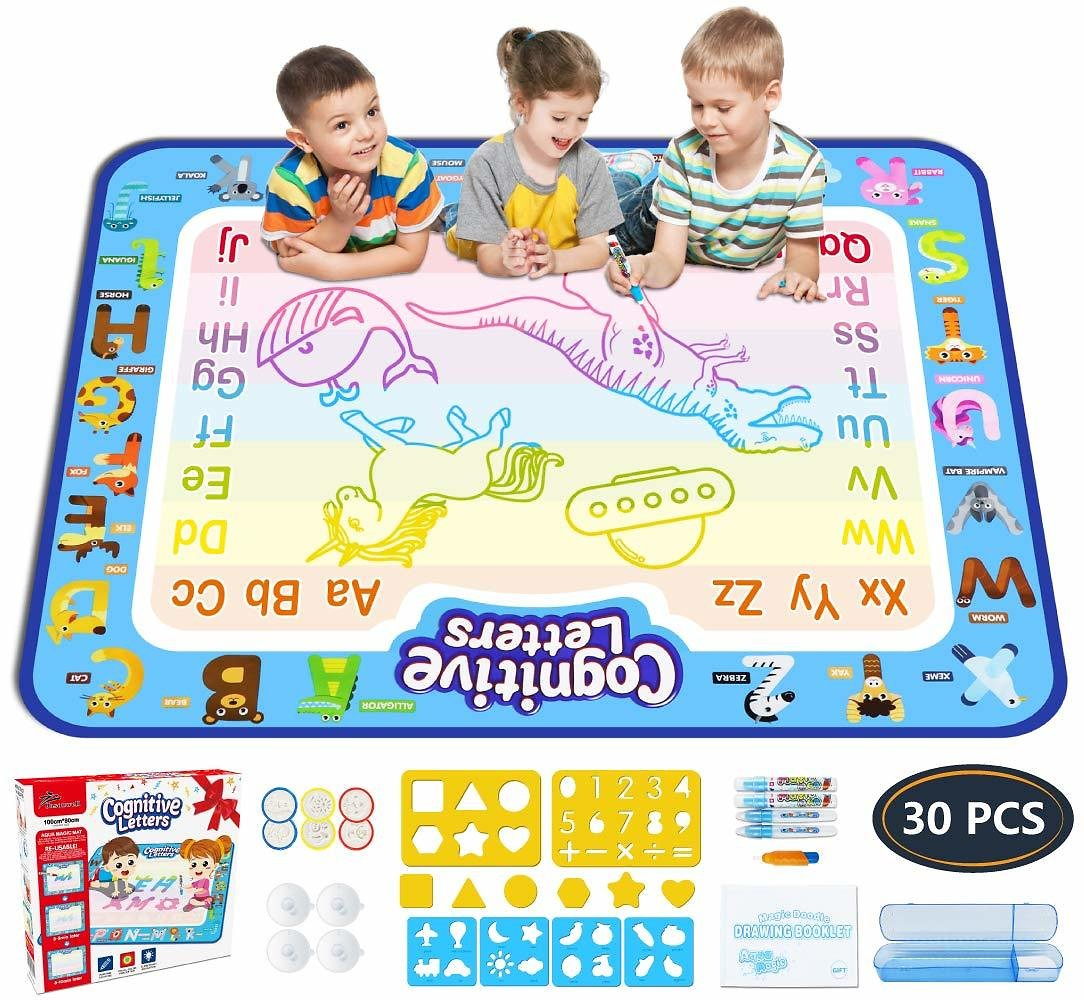 Jasonwell Aqua Magic Doodle Mat (40 x 32