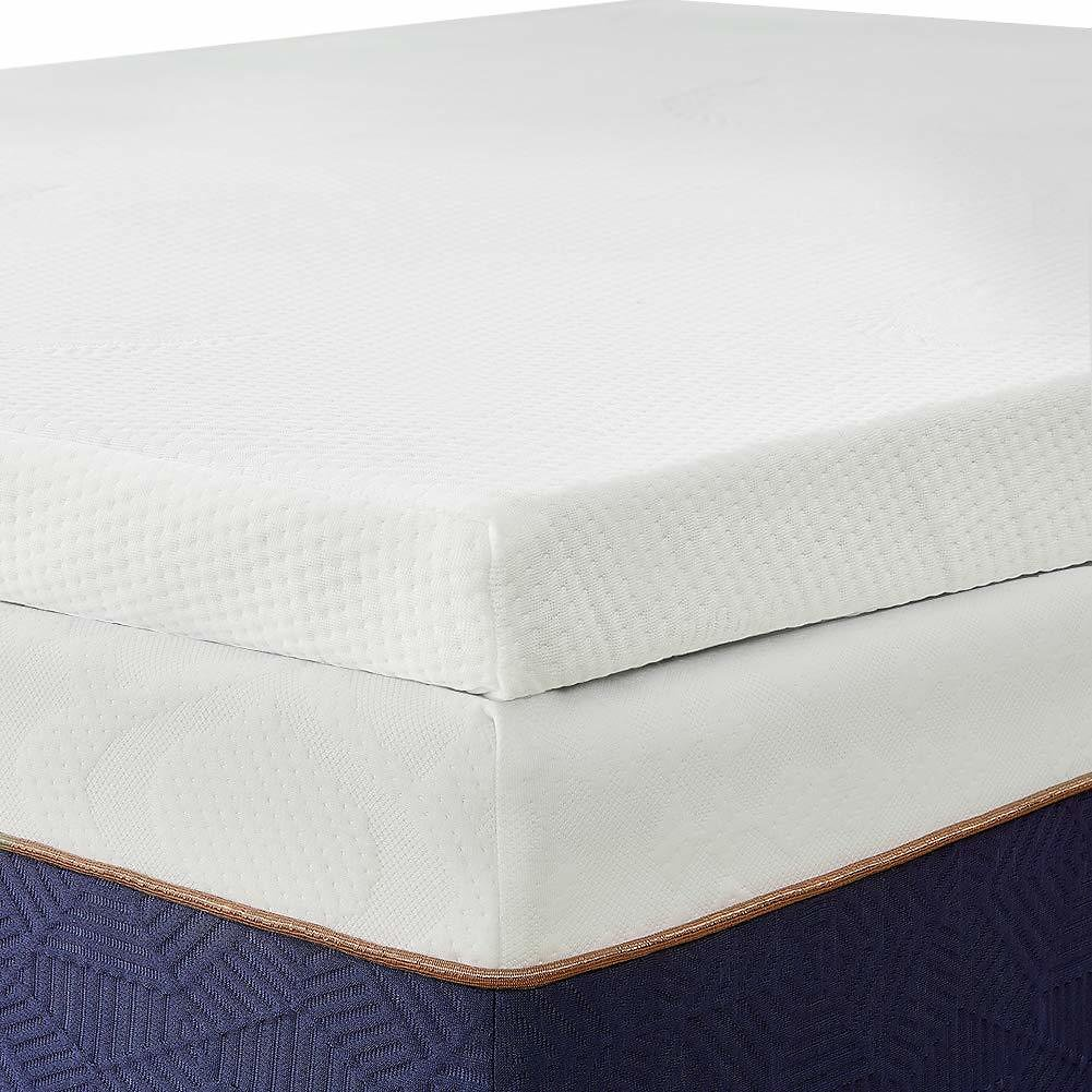 40% Off BedStory 3 Inch Memory Foam Mattress Topper $67.80