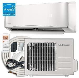 DuctlessAire 24000-BTU Ductless Mini Split Air Conditioner w/ Heater