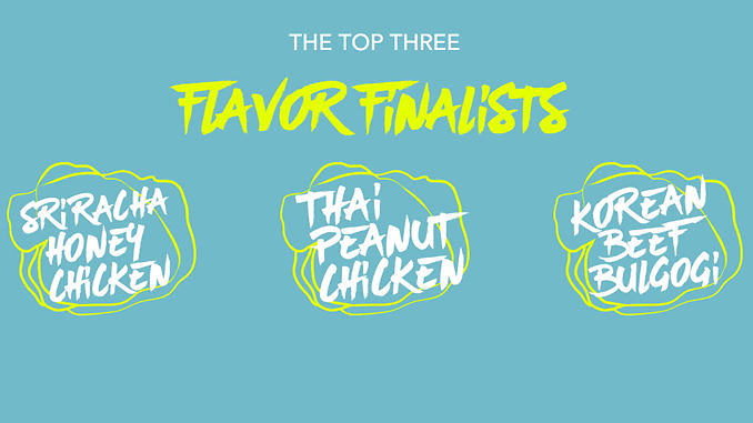 Top Three Finalists In P.F. Chang's Lettuce Wrap Contest Revealed