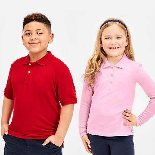 $3.98 Children's Place Polo Shirts + Free Shipping