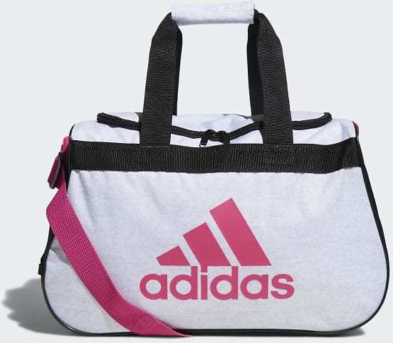 Adidas Diablo Duffel Bag Small - White | Adidas US