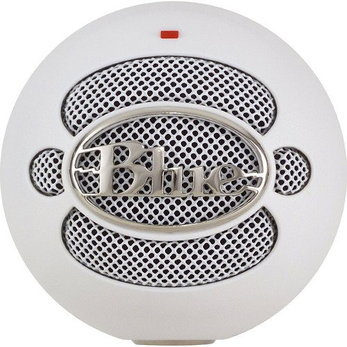 White Blue Microphones USB Microphone (Ships Free)