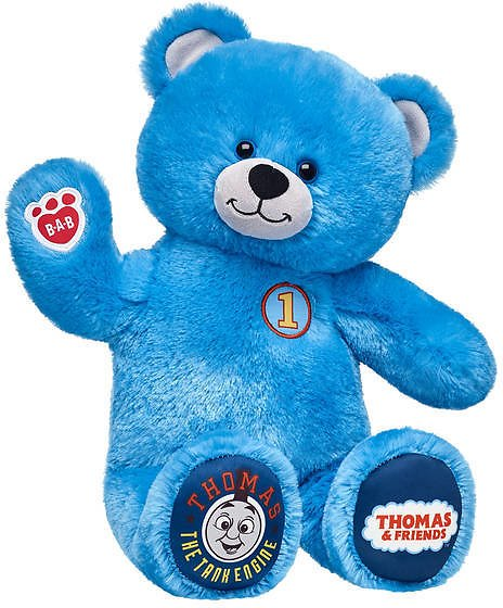 Thomas & Friends™ Bear | Build-A-Bear Workshop