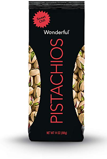 Wonderful Pistachios Sweet Chili Pouch 14 Ounce
