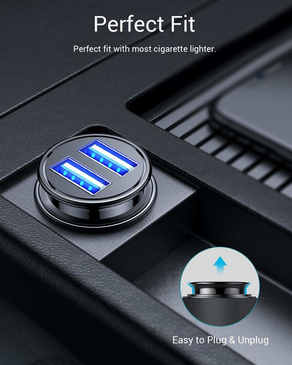 AINOPE Car Charger