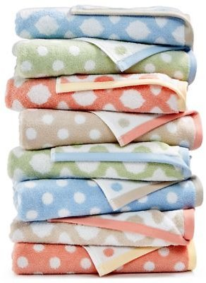 Martha Stewart Collection Cotton Spa Fashion Bath Towel Collection, Created for Macy's & Reviews - Bath Towels - Bed & Bath