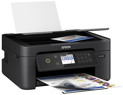 Epson Expression Home XP-4105 Wireless Color Inkjet Printer