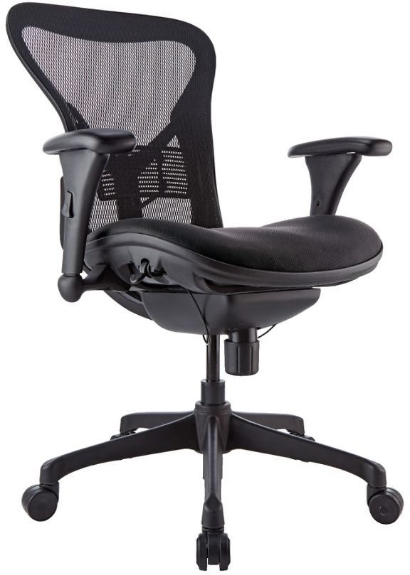 WorkPro Warrior 212 Series Chair + Ships Free