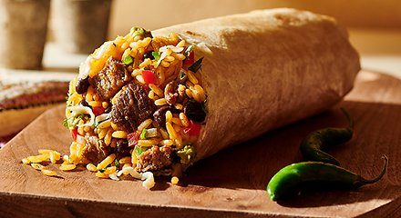 Get a Free Burrito Every Year for Your Birthday.