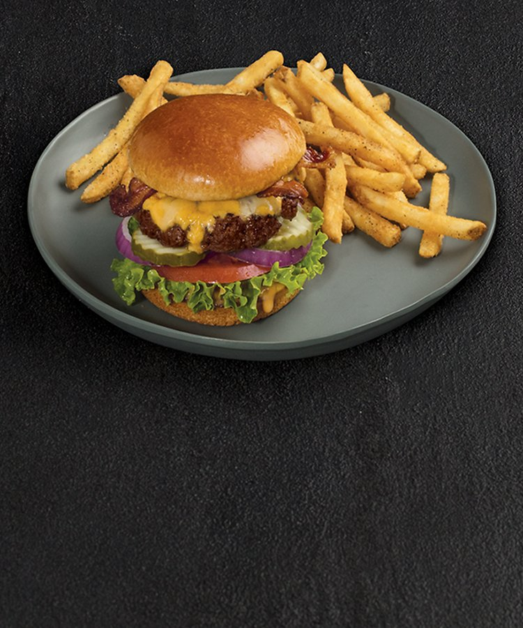 TGI Fridays/ Tuesday Weekday Special/ Cheeseburger & Fries $5.00 ( Dine-In or Order Online)