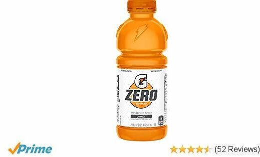 12-Pack Gatorade Zero Sugar Thirst Quencher