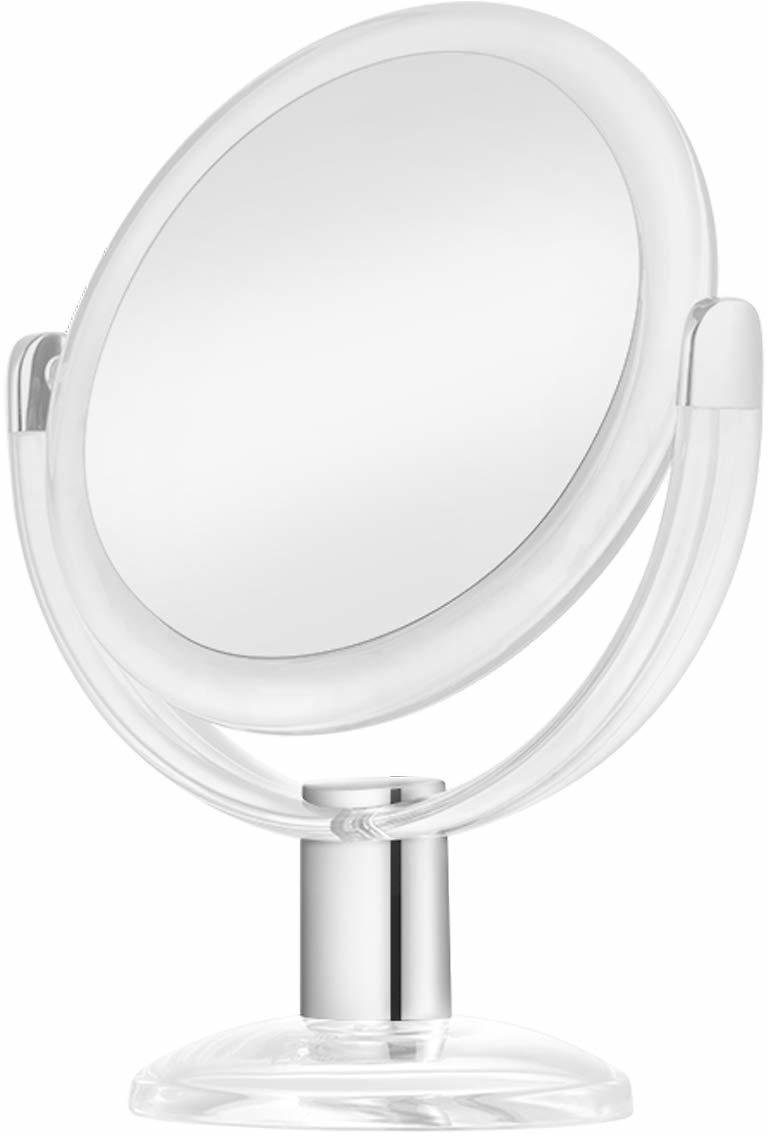 10X Double Sided Magnifying Makeup Mirror