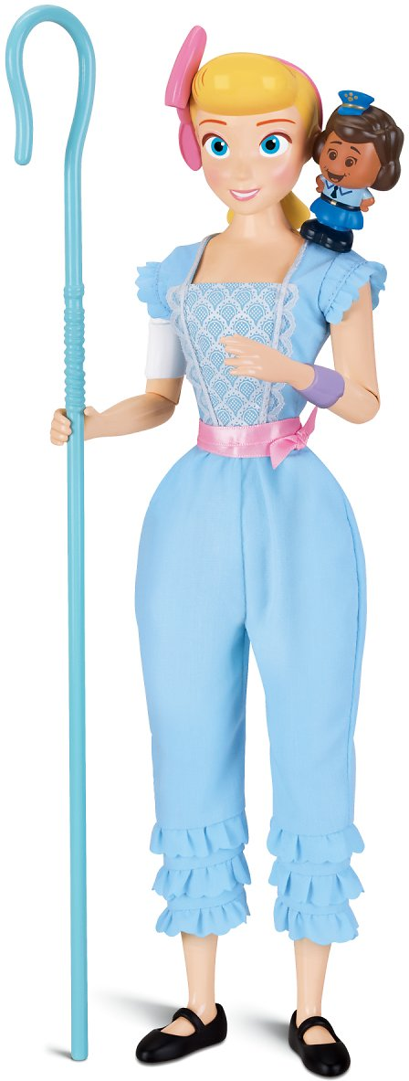 Toy Story 4 BO PEEP and GIGGLE McDIMPLES Interactive Talking Friends