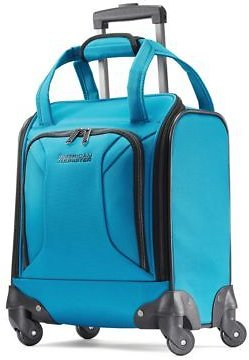 American Tourister Zoom Underseat Spinner Tote