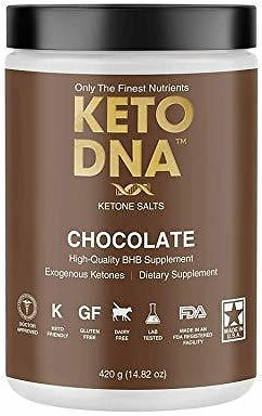 Save 50% On Keto Supplements, Mango or Chocolate Flavored