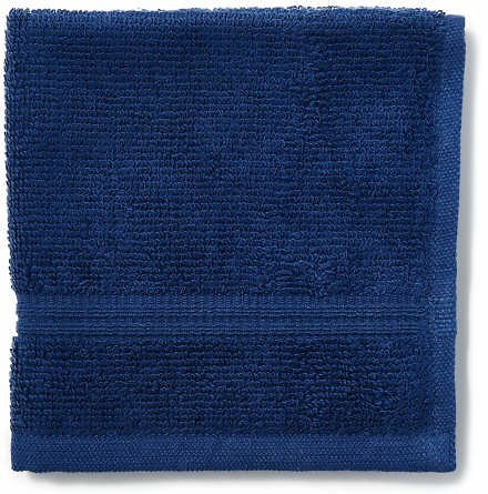 Just Home: Navy Blue Wash Cloth