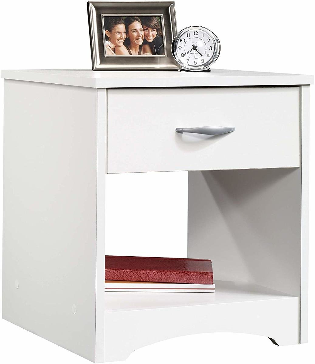 Sauder Beginnings Night Stand, 17.09