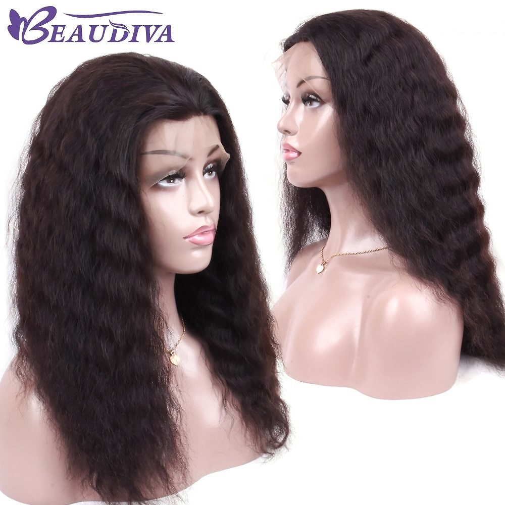 360 Lace Frontal Wig Pre Plucked with Baby Hair Loose Wig Lace Human Hair Wigs Loose Wave