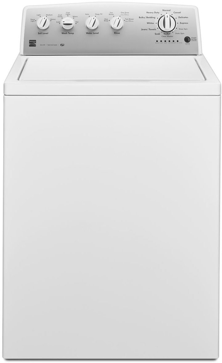 Kenmore Kenmore 25122 3.9 Cu. Ft. Top-Load Washer - White