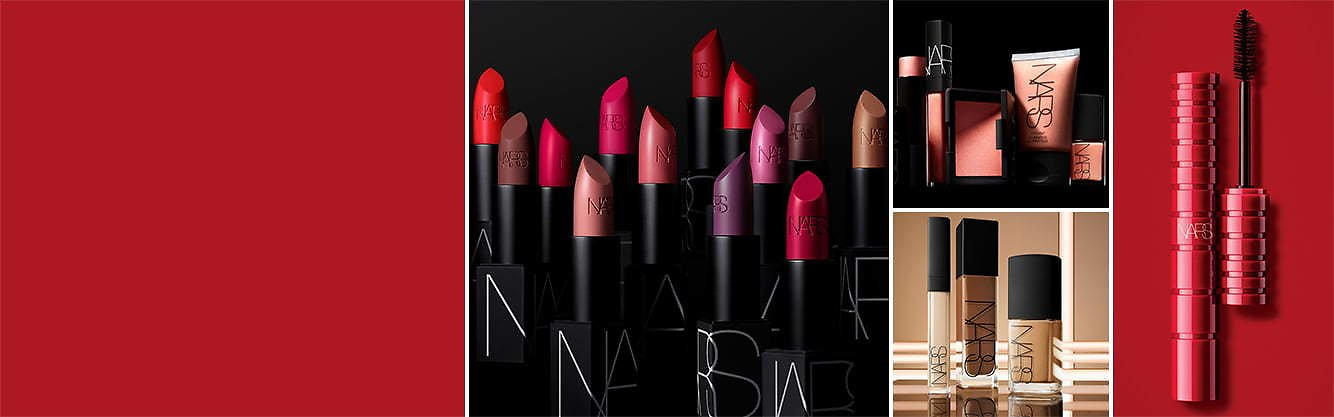 15% Off NARS + Free Gift + Free Shipping