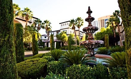 Stay with Dining and Beverage Credits At Tuscany Suites & Casino in Las Vegas, NV.