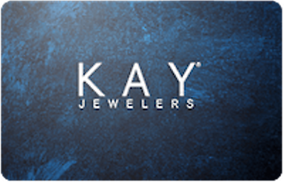 Kay Jewelers Gift Card $500 Value, Only $415.00 + Free Shipping!