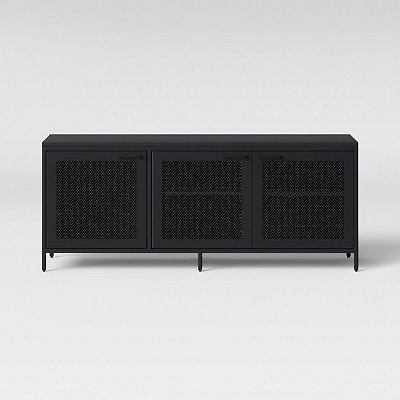 Glasgow Entertainment Console Black - Project 62™