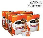 $15 Off Your Keurig® K-Cup® Pods Order of $50 or More.