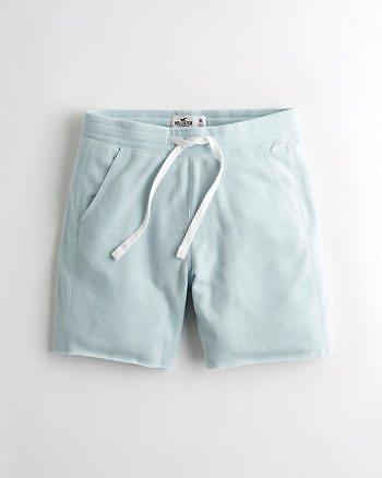 Guys Beach Prep French Terry Short 7 In. | Guys Clearance | HollisterCo.com