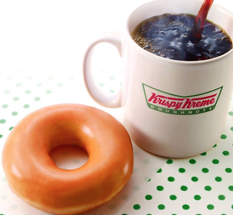 Free Coffee and Donuts On National Coffee Day on 9/29