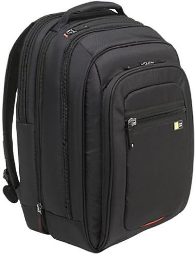 (Ships Free) Case Logic ZLBS 216 Carrying Case Backpack for 16 IPad Notebook Tablet PC Black - Office Depot