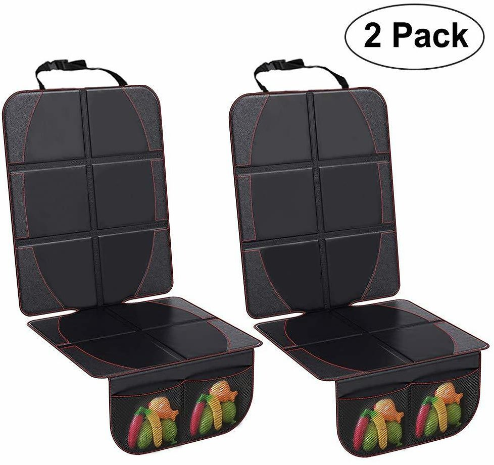 Car Seat Protector for Baby  save 50% promote code Z5MGXMQJ