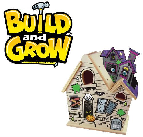 Today! Free Lowe's Haunted House Build Event