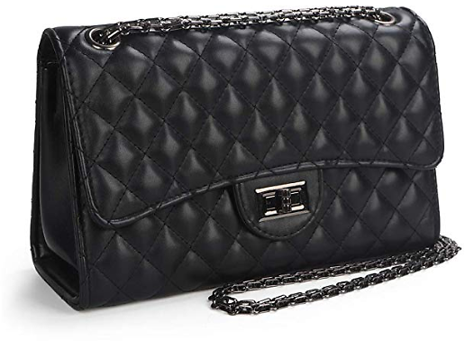 (Price Drop) Crossbody Quilted Purse Shoulder Bag