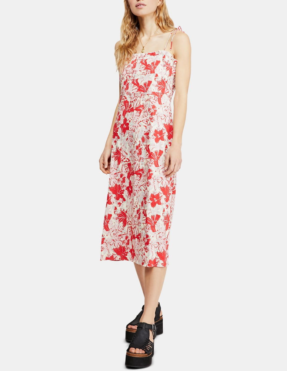 Free People Beach Party Midi Dress (3 Colors)
