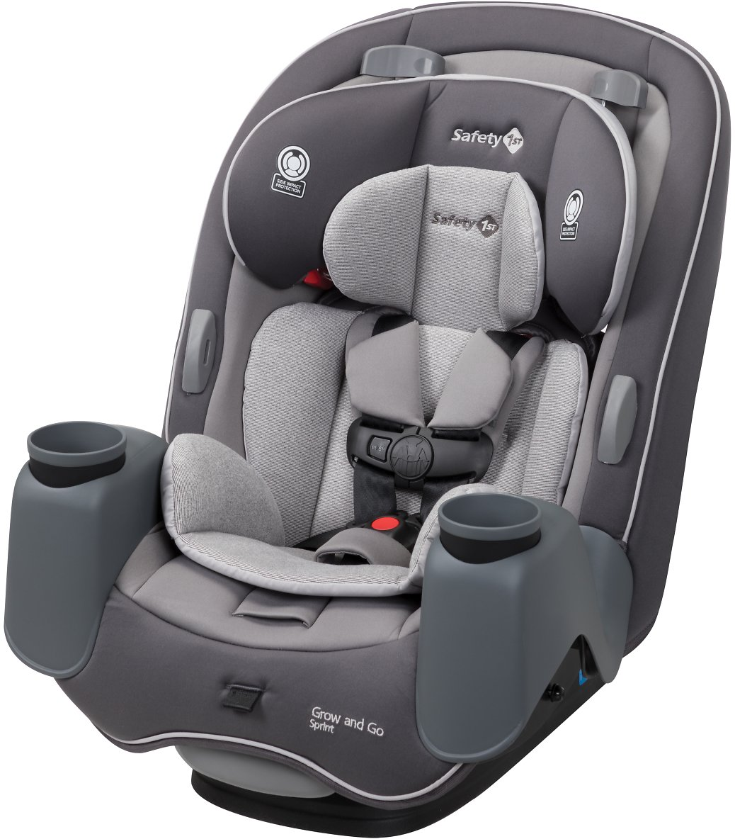 Grow and Go Sprint 3-in-1 Convertible Car Seat (4 Colors)