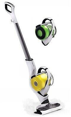 Nugeni Steva+ Deluxe All-in-One Cordless Handheld Steamer and Vacuum Cleaner