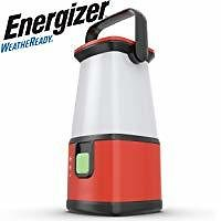 Energizer LED Camping Lantern Flashlight, Battery Powered LED Lantern