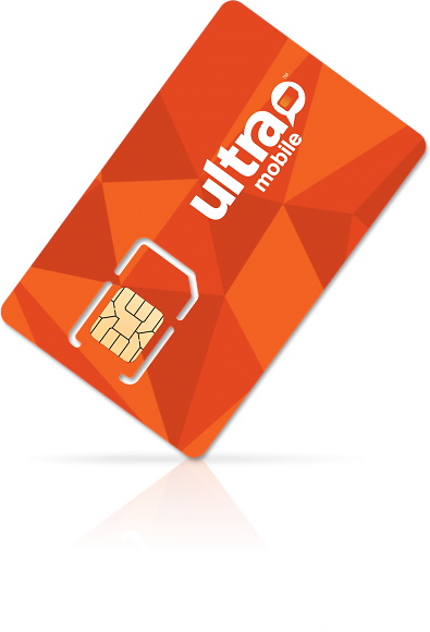 Ultra Mobile 12 Mos PrepaidG LTE & SIM KIT