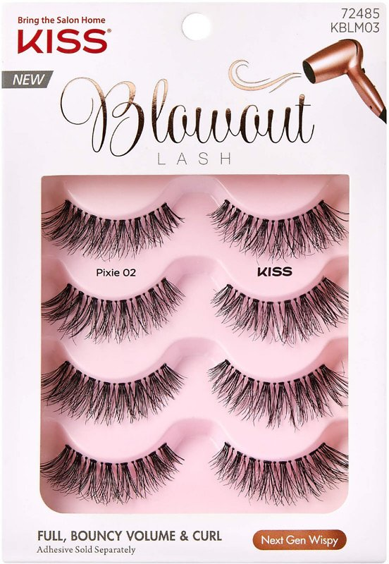 Kiss Blowout Lash Pixie, Multipack